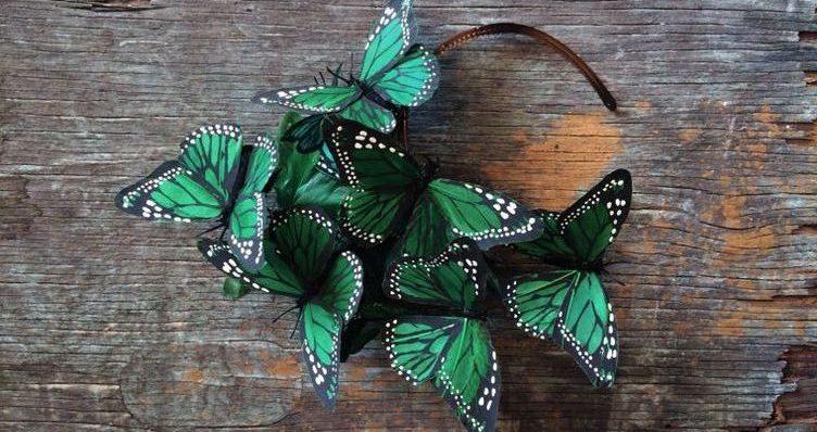 Неваляшка бабочки