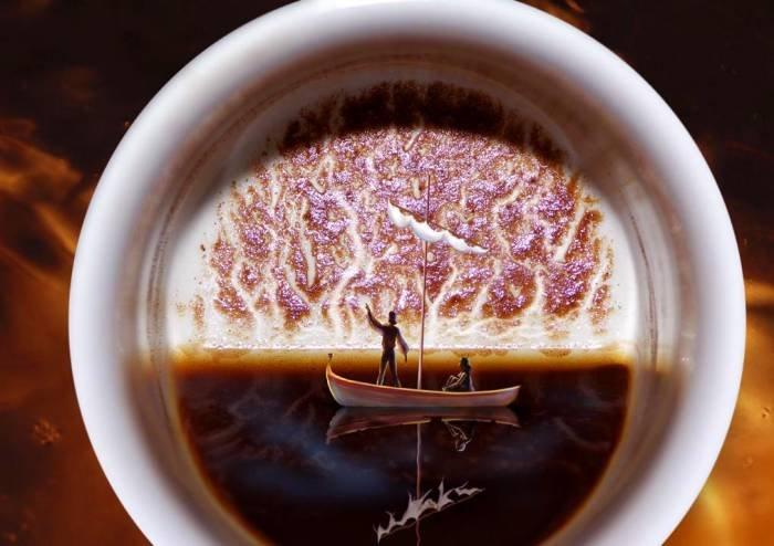 гадание кофейной гуще