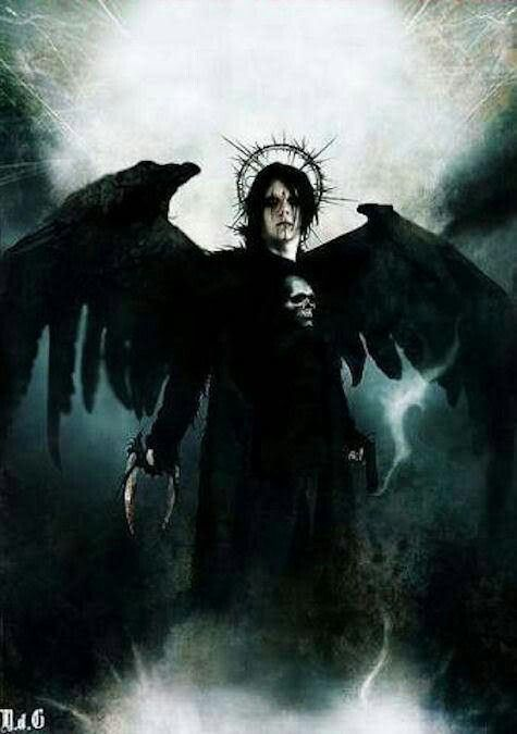Ангел смерти Азраил