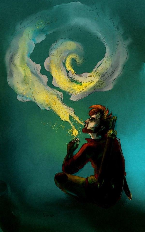 бог Локи